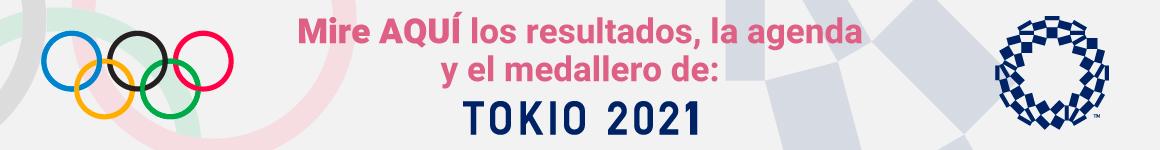 Resultados Tokio 2021